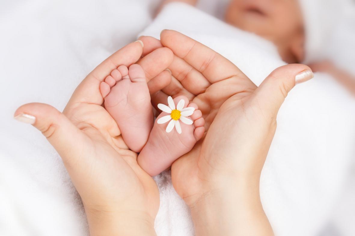 Первые моменты новорожденного