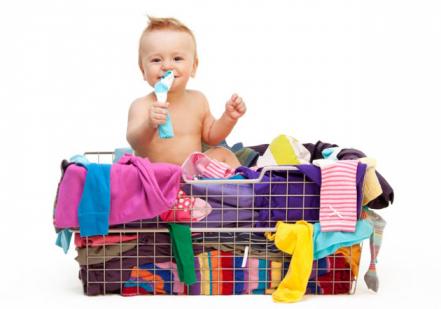 Безопасные ткани для детей